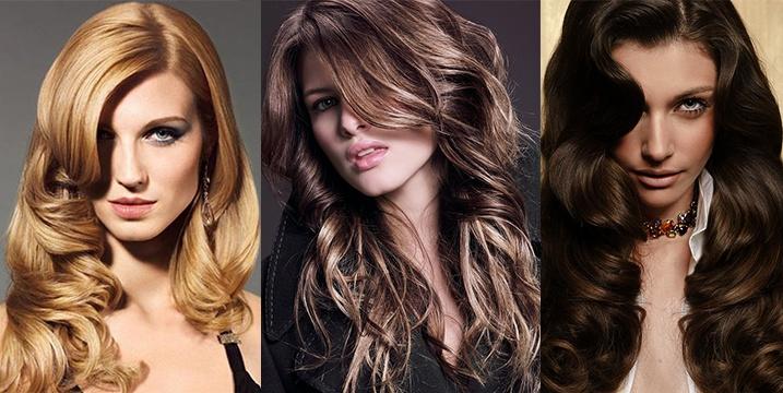 Женские прически на длинные волосы их название
