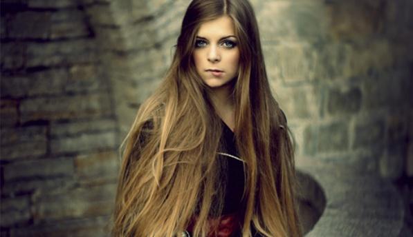 Стильные укладки с длинными волосами